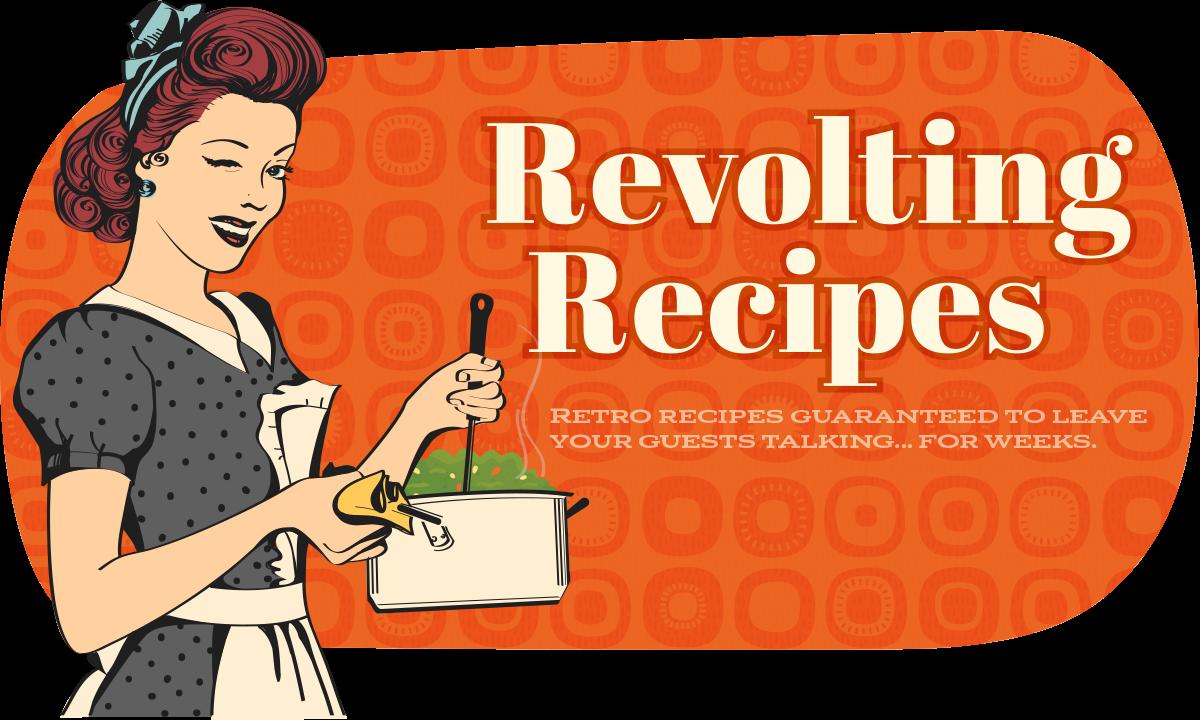 Revolting Recipes branding image